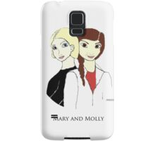 Molly and Mary Samsung Galaxy Case/Skin