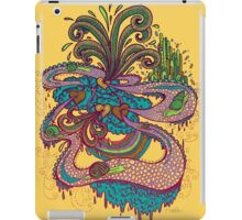 ALONG THIS WINDING ROAD... iPad Case/Skin