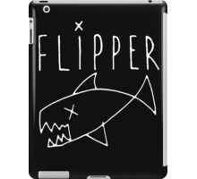 Flipper (Kurt Cobain) iPad Case/Skin