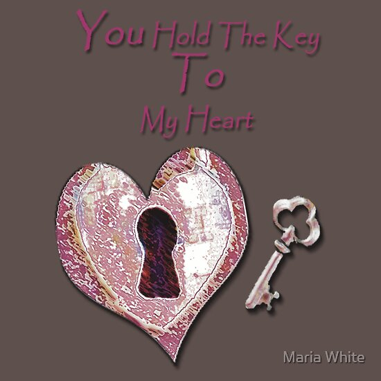 """""""You Hold The Key..."""