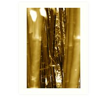 Bamboo Grove Art Print
