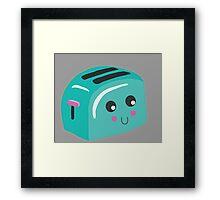 Lil' Toaster Framed Print