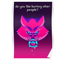 Do you like Hurting other People? Poster