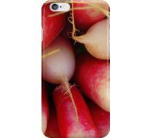 Radishes............................Plus Sinus Recipe iPhone Case/Skin