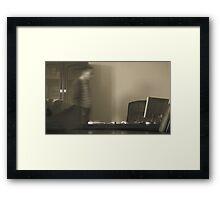 Corporate Spirit Framed Print