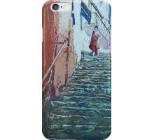 Village Stairs iPhone Case/Skin