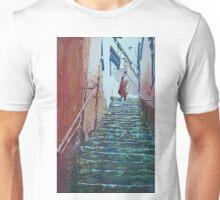 Village Stairs Unisex T-Shirt