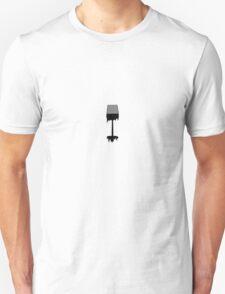 Melting wine glass T-Shirt