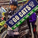 Go Cats! - J at the G by TonyCrehan