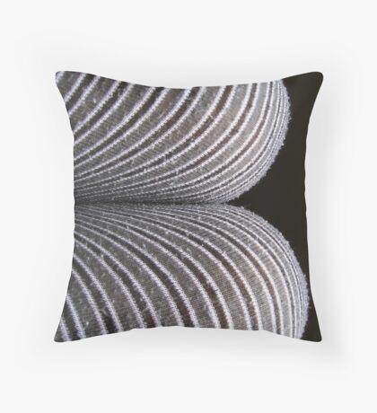 Tramping NZ Throw Pillow