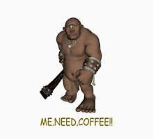 me need coffee Unisex T-Shirt
