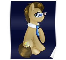 doctor whooves Poster