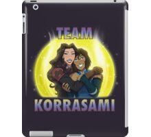 Team Korrasami iPad Case/Skin