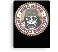Taxi Driver (Robert De Niro) King Kong Holding Company  Canvas Print