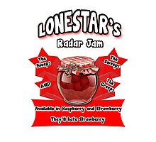 Lonestar's Radar Jam Photographic Print