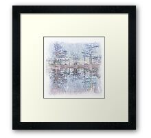 The Atlas Of Dreams - Color Plate 45 Framed Print