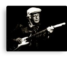 The Bluesman II Canvas Print