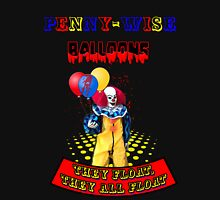 Penny-Wise Balloons Unisex T-Shirt