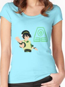 Toph Women's Fitted Scoop T-Shirt