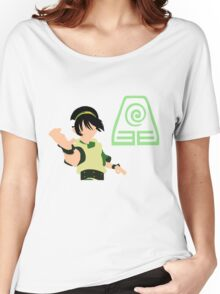 Toph Women's Relaxed Fit T-Shirt