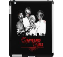 Graveyard Girls iPad Case/Skin