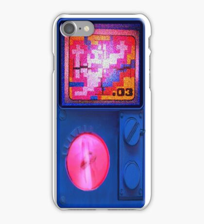 P.K.E (Phone Kase Extrodinaire) toy version iPhone Case/Skin