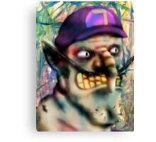Waa-sterpiece Canvas Print