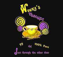 Wonka's Teacups Unisex T-Shirt