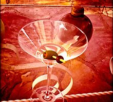 PATIO MARTINI by Thomas Barker-Detwiler