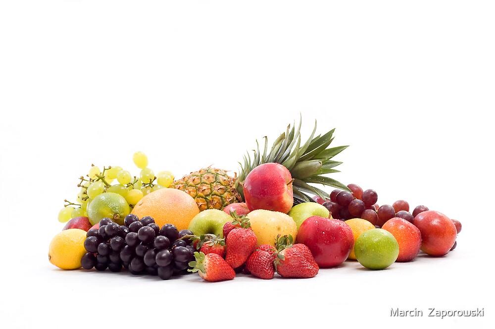 Fruits by Marcin  Zaporowski