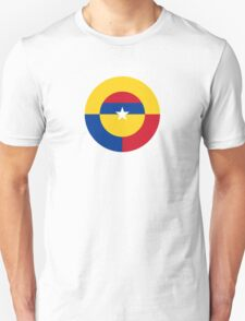 Roundel of the Colombian Air Force T-Shirt