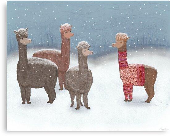 Winter Show Off by Nichole Lillian Ryan