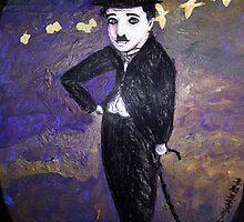 Charlie Chaplin by HiromiCat