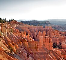 Bryce Canyon by sideways