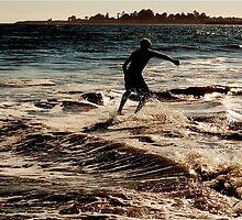 Santa Cruz Beach Boi by Alvin-San Whaley