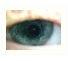Eye See It. Art Print