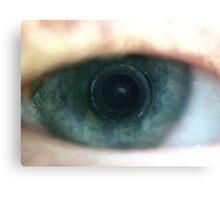 Eye See It. Canvas Print