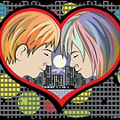 Young Urban Love by hannu