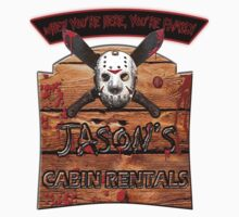 Jason's Cabin Rentals Kids Clothes