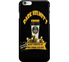 Dark Helmet's Coffee iPhone Case/Skin