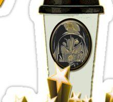 Dark Helmet's Coffee Sticker