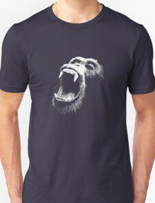 Primate Scream Unisex T-Shirt