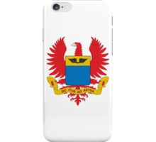 Coat of Arms of the Colombian Air Force  iPhone Case/Skin