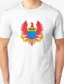 Coat of Arms of the Colombian Air Force  Unisex T-Shirt
