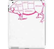 Pig iPad Case/Skin