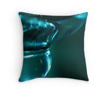 Wine glass II Throw Pillow