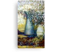 stil life with Euonymus Canvas Print