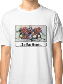 He-Man - The Evil Horde - Trading Card Design Classic T-Shirt