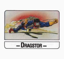 He-Man - Dragstor - Trading Card Design Kids Tee