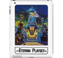 He-Man - Eternia Playset - Trading Card Design iPad Case/Skin